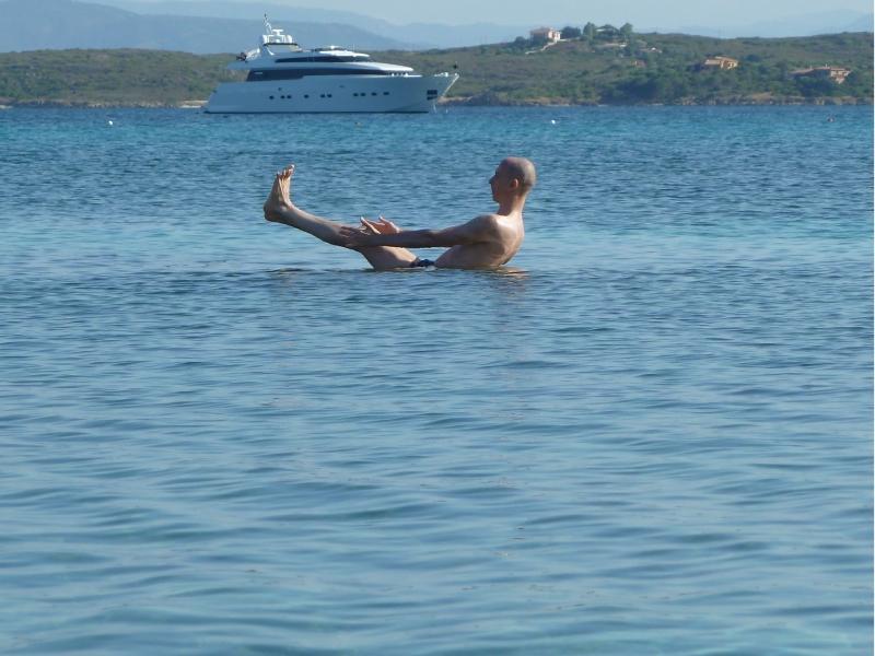 Navasana - Posizione della barca