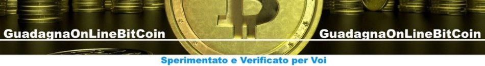 Guadagna on Line Bitcoin