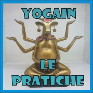 """Le pratiche proposte da """"YogaIn"""""""