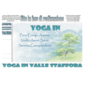 La realizzazione di www.yogain.it attraverso la storia delle le sue homepage